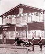 Boeing's first factory