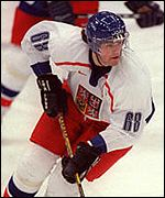 NHL star Jaromir Jagr was also part of the 1998 gold medal winning side