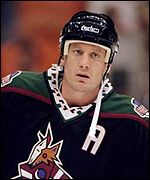 USA star Jeremy Roenick
