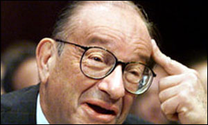 Alan Greenspan: uncertainty remains over US economy