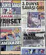 Turkey's papers
