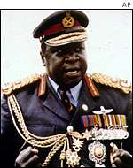 Idi Amin Dada, photographed in 1978