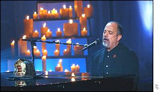 Billy Joel's was a finely balanced performance
