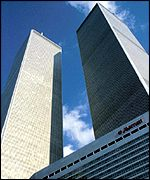 World Trade Center towers as they were