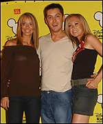 Atomic Kitten with Brian Dowling