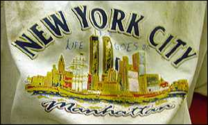 NYC t-shirt with