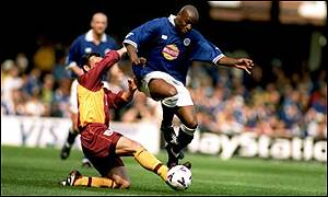 Frank Sinclair has been fined by Leicester City