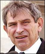 Deputy defence secretary Paul Wolfowitz