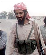 Osama Bin Laden in 1989