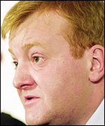 Charles Kennedy will appear in a party political broadcast on Wednesday