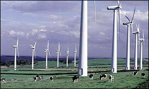 Wind turbine, BBC