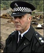 Inspector Dave Shardlow