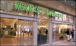 Marks & Spencer in Manchester