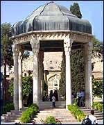 Tomb of Hafez e Shirazi, Shiraz, Iran