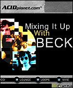 Beck remix competition on Acidplanet