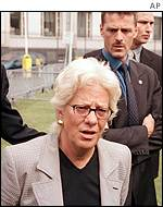 UN war crimes tribunal chief prosecutor, Carla Del Ponte