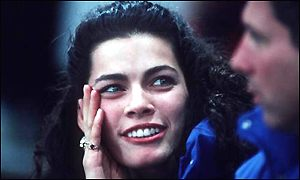America's ice skater Nancy Kerrigan