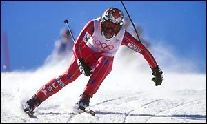 American skier Picabo Street