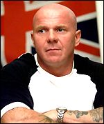 UDA leader Johnny Adair