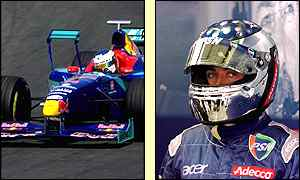 Alesi also notched up races for Sauber and Prost, the Frenchman has a career total of 32 podium finishes