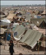 Jaluzai refugee camp, Pakistan