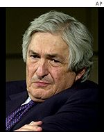 James Wolfensohn, World Bank president