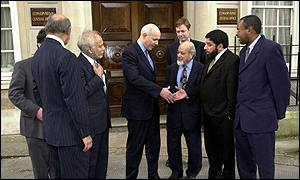Iain Duncan Smith meets Muslim leaders on Monday