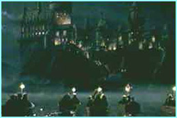 Arriving at Hogwarts