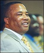 Tony Yengeni (Pic: Sunday Times of South Africa)