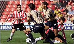 Pires and Henry launch another attack