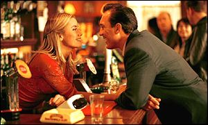 Mel and Steve Owen played by Tamzin Outhwaite and Martin Kemp