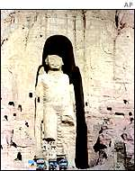 Statue in bamiyan