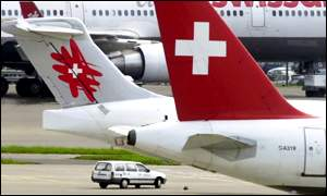 Crossair and Swissair plans