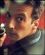 Mathieu Kassovitz as Amelie's love interest Nino Quicampoix