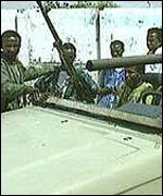 Somali Militiamen
