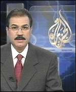 Al-Jazeera presenter