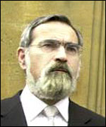 Chief Rabbi Dr Jonathan Sachs