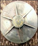 Anti-personnel mine