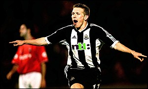Newcastle's Craig Bellamy