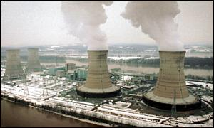 A US nuclear power plant AP