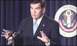 Pennsylvania Governor Tom Ridge