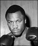 1976 Portrait of Joe Frazier