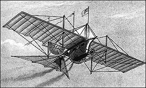 Henson and Stringfellow's aircraft