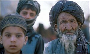 Afghans from the Panjshir Valley