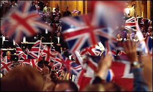Last Night of the Proms 2001