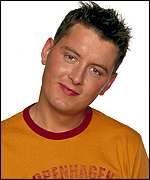 Big Brother winner Brian Dowling