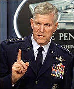 Chairman of the Joint Chiefs of Staff Richard Myers