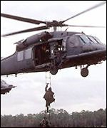 Pave Hawk helicopter (Picture: Federation of American Scientists]