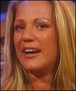 Charlotte Hobrough,, winner of the TV reality show Survivor