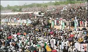 Kano Muslims celebrate introduction of Sharia